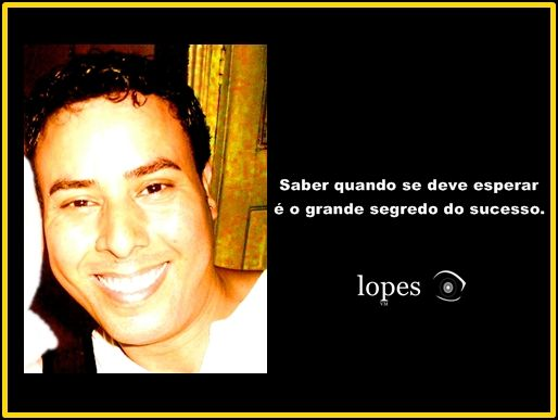 Anderson Lopes.