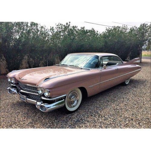 Pin On 1959 Cadillac Coupe Kingman AZ 86409