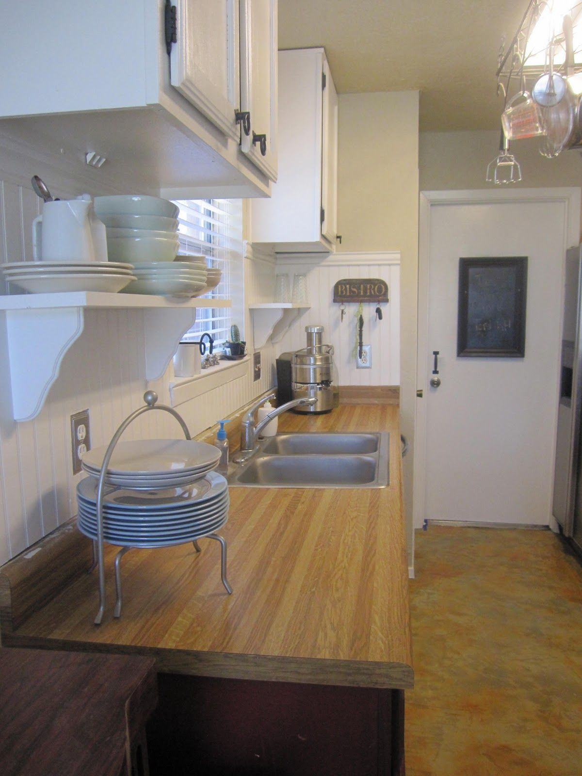 As The Below Kitchens Prove Butcher Block Countertops Can Go With