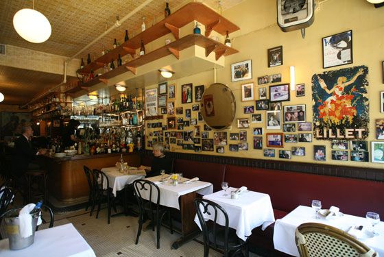Awesome French Restaurant Lucien East Village New York
