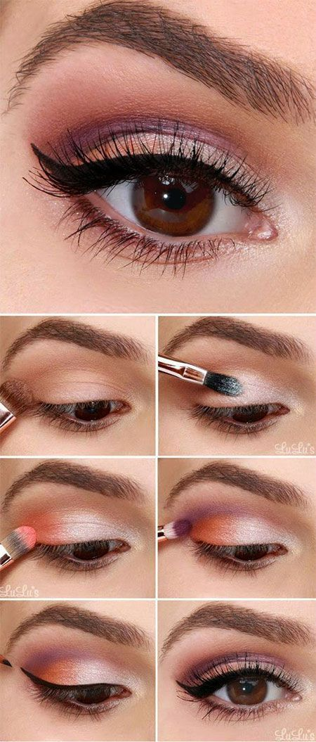 Photo of 10+ step by step summer makeup tutorials for beginners 2018