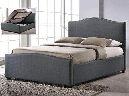 Brunswick Ottoman King Size Bed