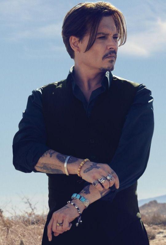 Johnny Depp for Dior #boys