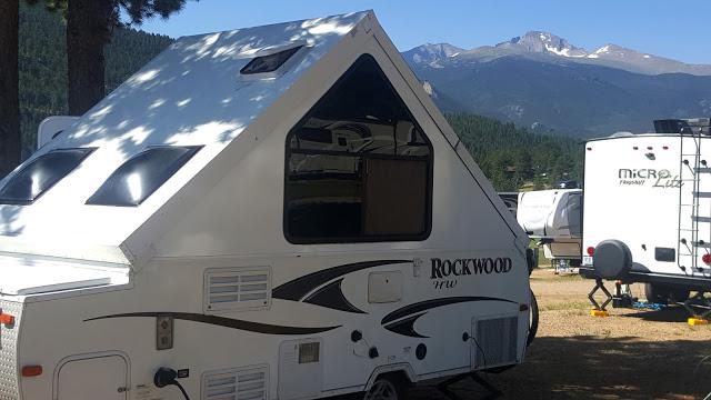 The Preacher And I Estes Park Recreational Vehicles Lodges