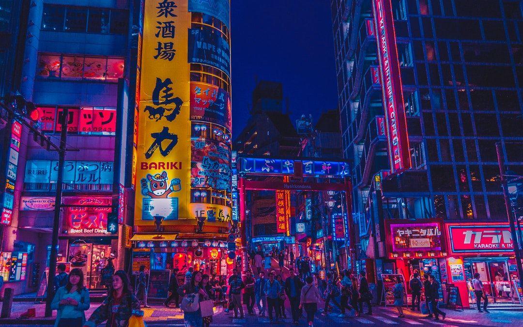 Download this photo in Shibuya, Japan by Benjamin Hung