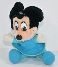 Mickeys Christmas Carol Minnie.Vintage Mickey S Christmas Carol Minnie Mouse Plush Stuffed
