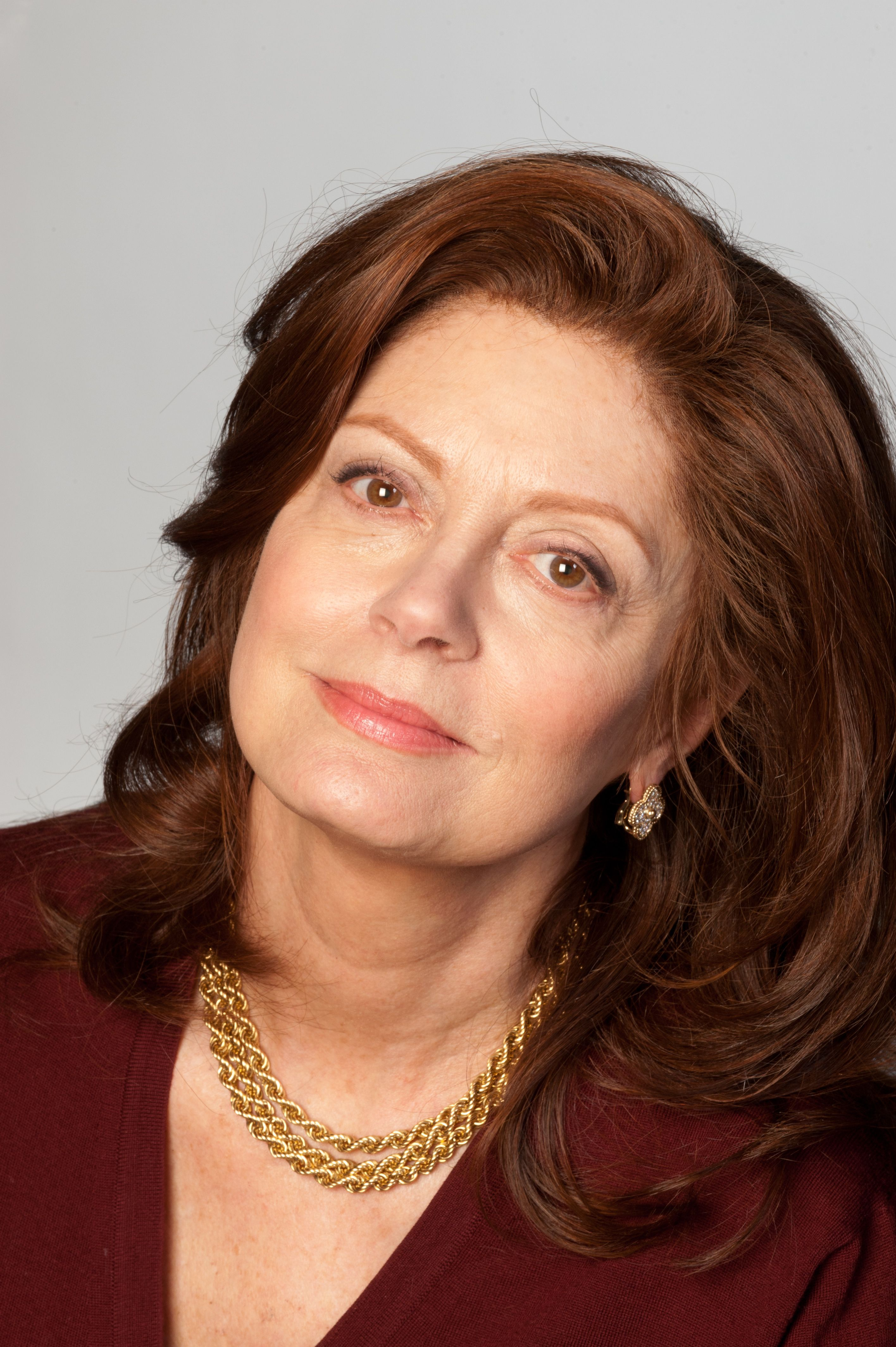 Susan Sarandon, American. I really like her, just wish she was in ...