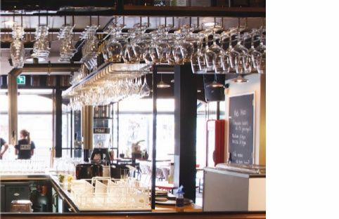 Keuken Bar Design : Bar design beers brickworks h oss cafe met keuken