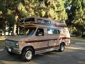 Pin By Kristina Hulse On Faves Ford Transit Camper Class B Rv