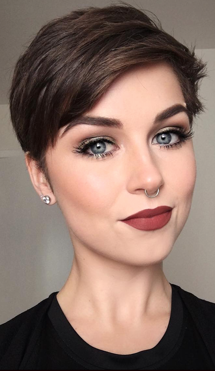 6 Ways To Get A Pixie Haircut No Matter Your Face