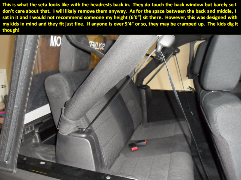 Oem 3rd Row Seat Install On Jku Jeep Wrangler Forum Jku