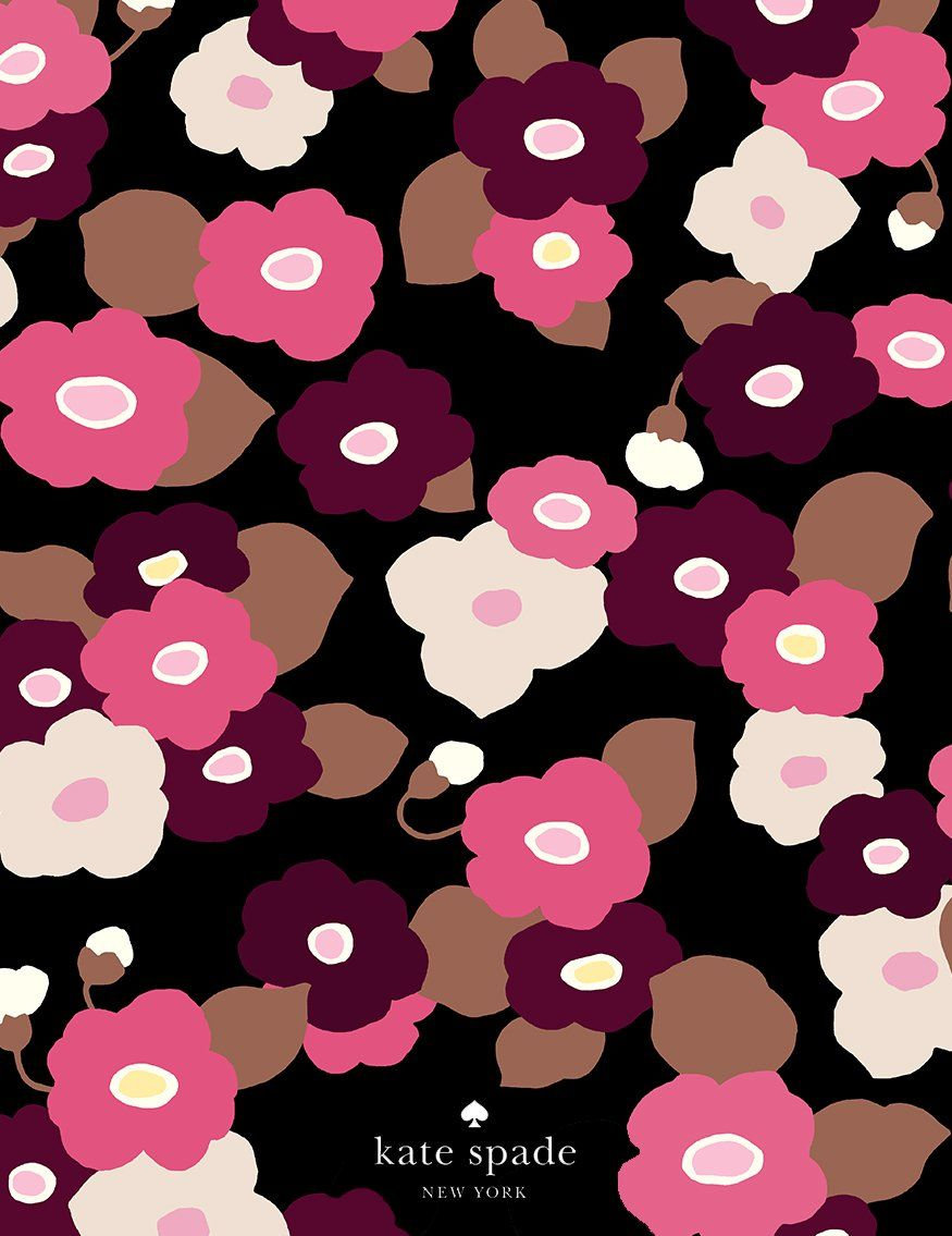 This Month Soft Pastels Are In Bloom Shop The Print Iphone Wallpaper Kate Spade Kate Spade Wallpaper Iphone Wallpaper