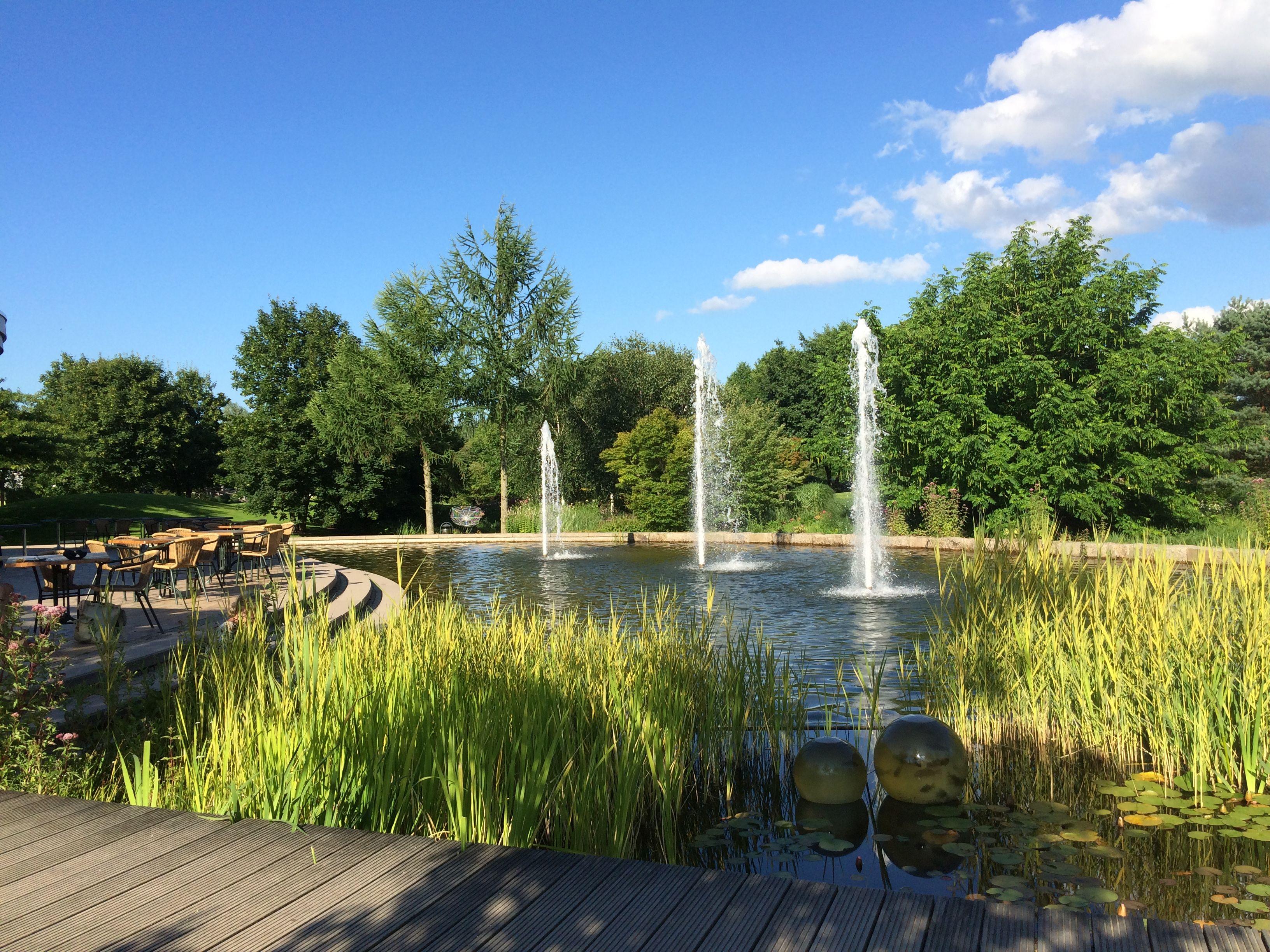 Park Der Garten Bad Zwischenahn