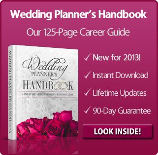 Wedding Planner Salary.Wedding Planner S Handbook Article About Being A Wedding Planner