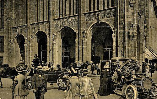 Wertheim - Berlin Leipzigerstrasse - ca. 1910