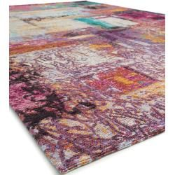 Photo of benuta Classic flat weave carpet Stay Multicolor 230×340 cm – modern colorful carpet for living room