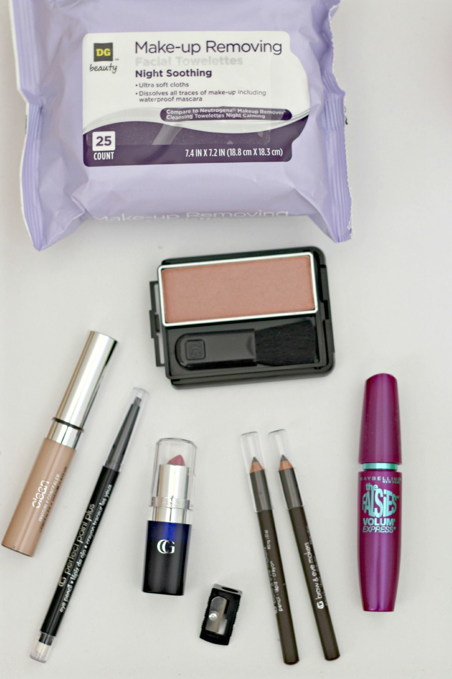 My Favorite Everyday Make Up Beauty storage, Everyday
