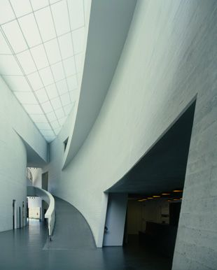 Steven Holl Helsinki Museum