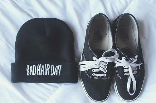 I need the beanie, not the shoes. Lol ;-)