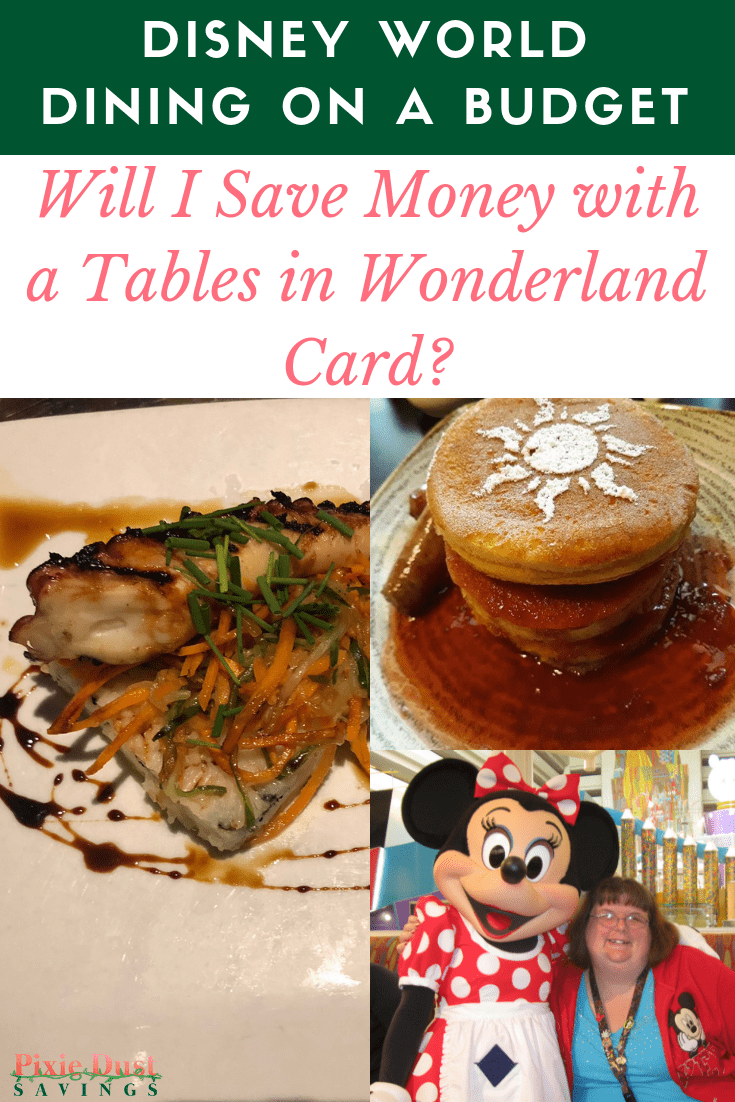 What Is Tables In Wonderland?