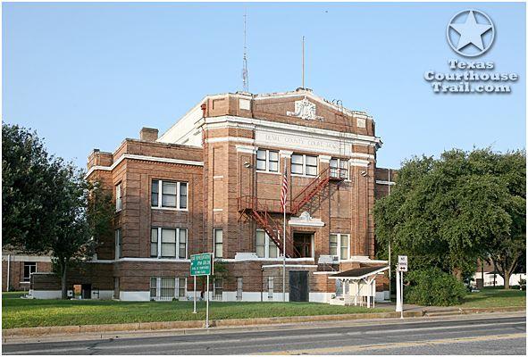 Duval County Courthouse San Diego Texas Photograph Page 1 Courthouse Duval County Texas County