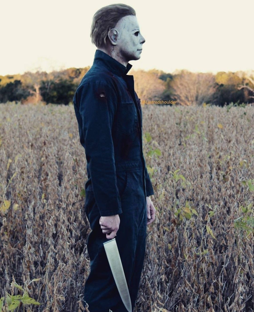 Michael Myers is WAITING for Halloween Night, to KILL!!