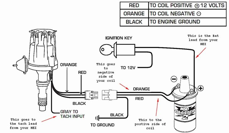 10 car distributor wiring diagram  car diagram  wiringg