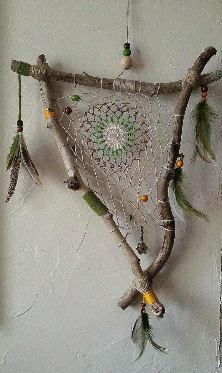 dreamcatcher ♥️ #crochetelements