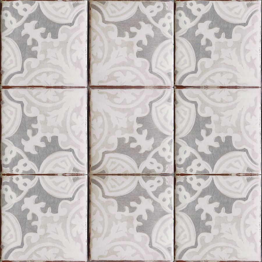 Decorative Terracotta Tiles Simply Elegant Terracotta Tile Oxford Gray On Off Whiteget It