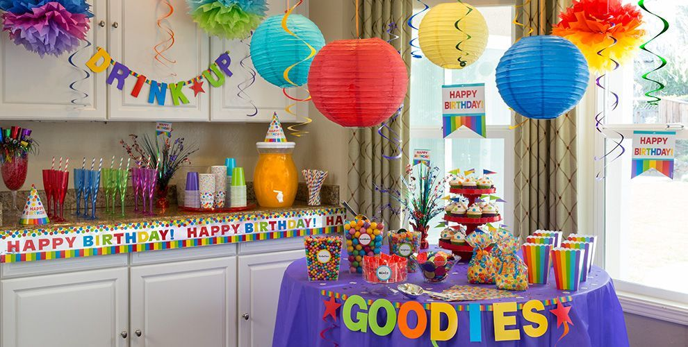 10 Keys For Adult Birthday Party Table Decoration Worthy Of Instagram
