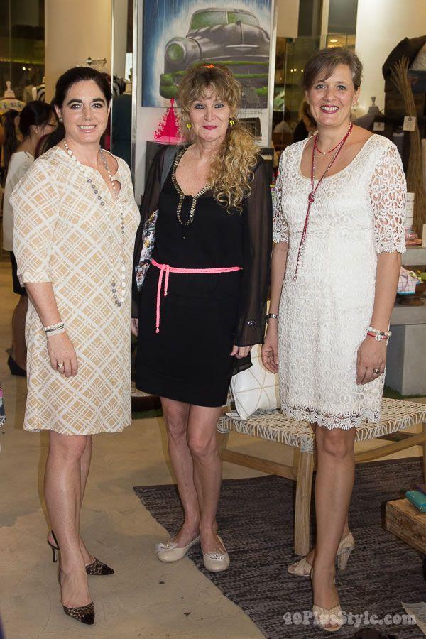 3 beautiful dresses