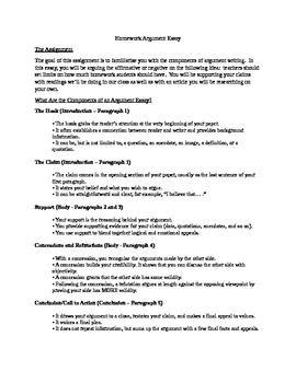 Homework help persuasive essay