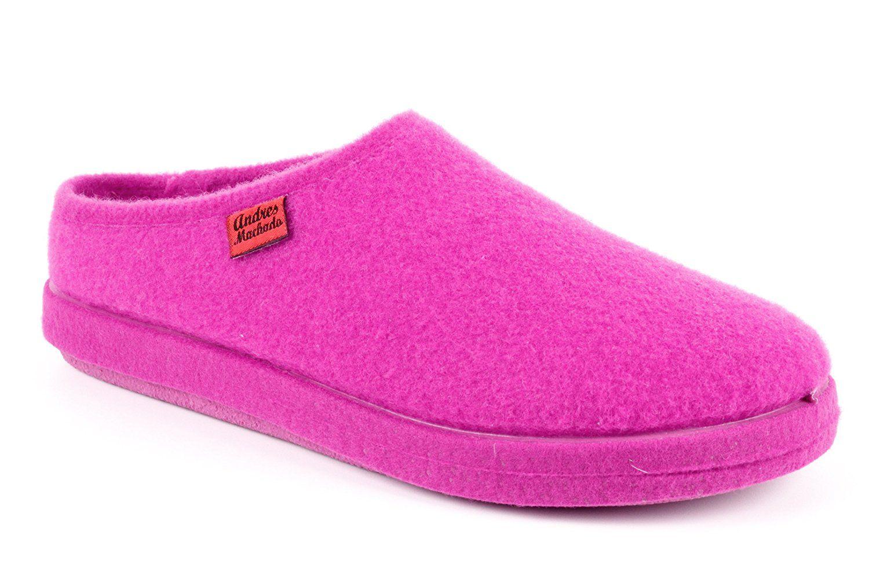 Womens AM001 Andres Machado Alpine Comfort Slippers Online Size 40