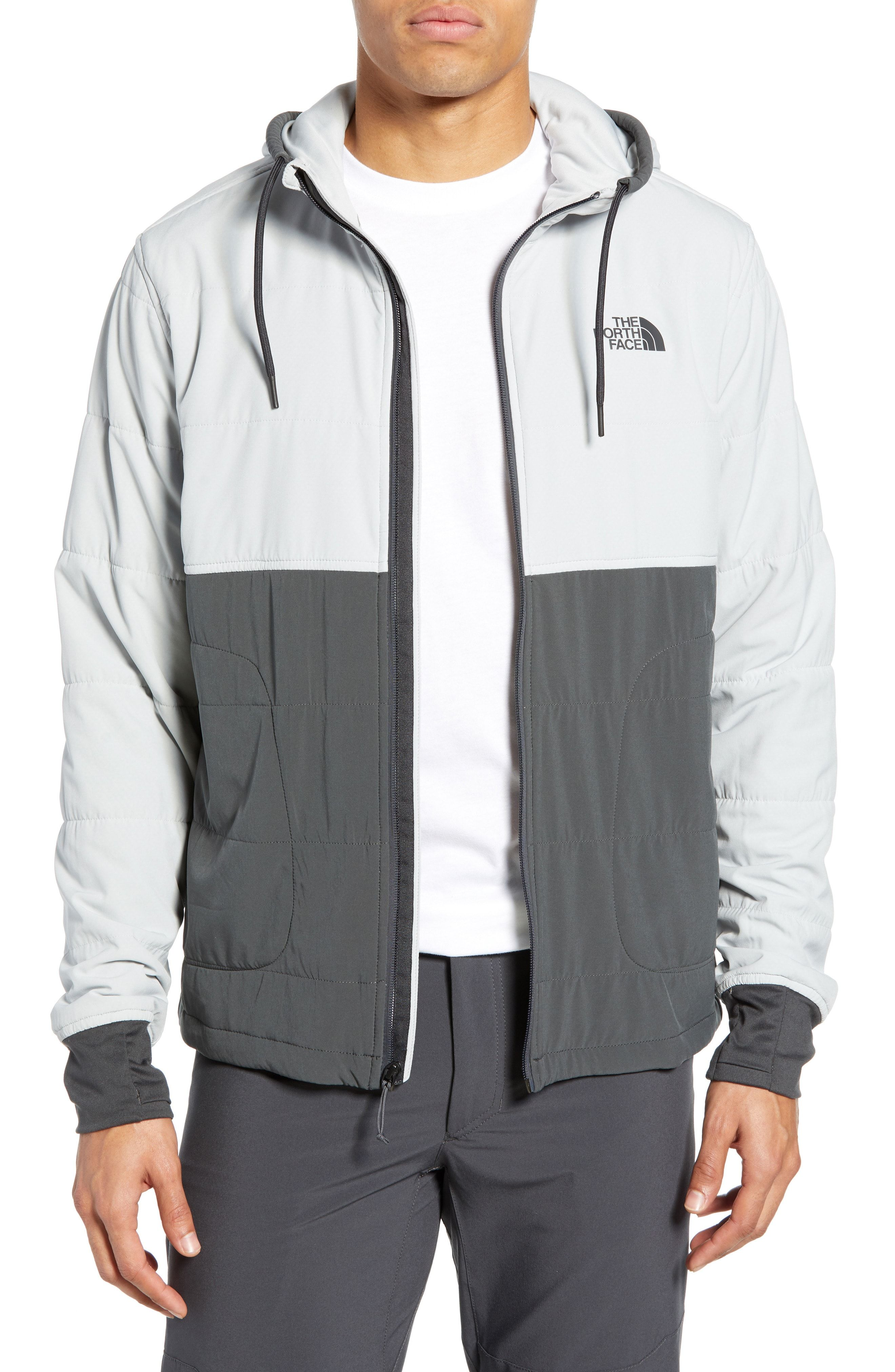9d3407f73 THE NORTH FACE MOUNTAIN 2.0 QUILTED ZIP HOODIE. #thenorthface #cloth ...