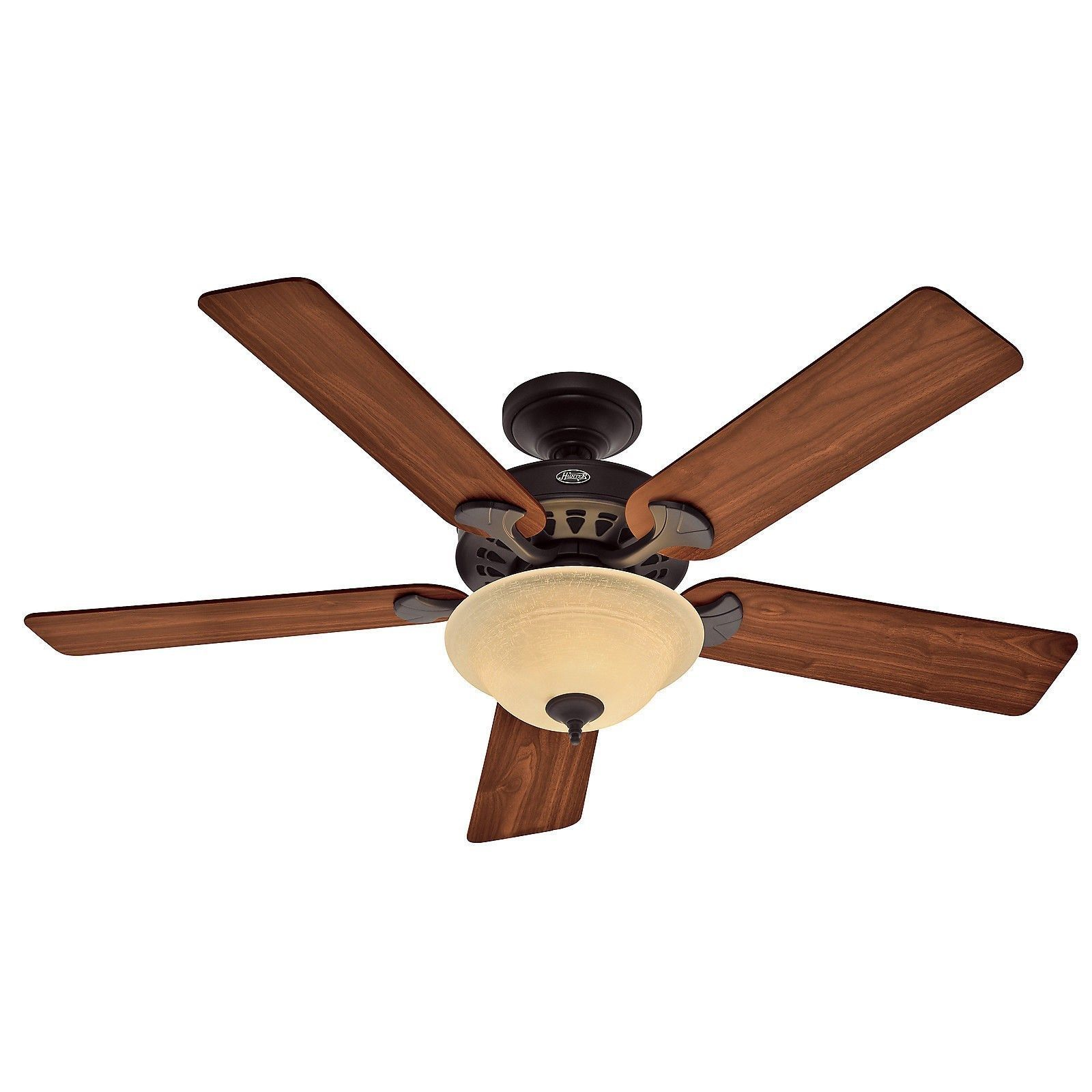 Got itHunter Waldon Fan 52in Ceiling fan, Bronze