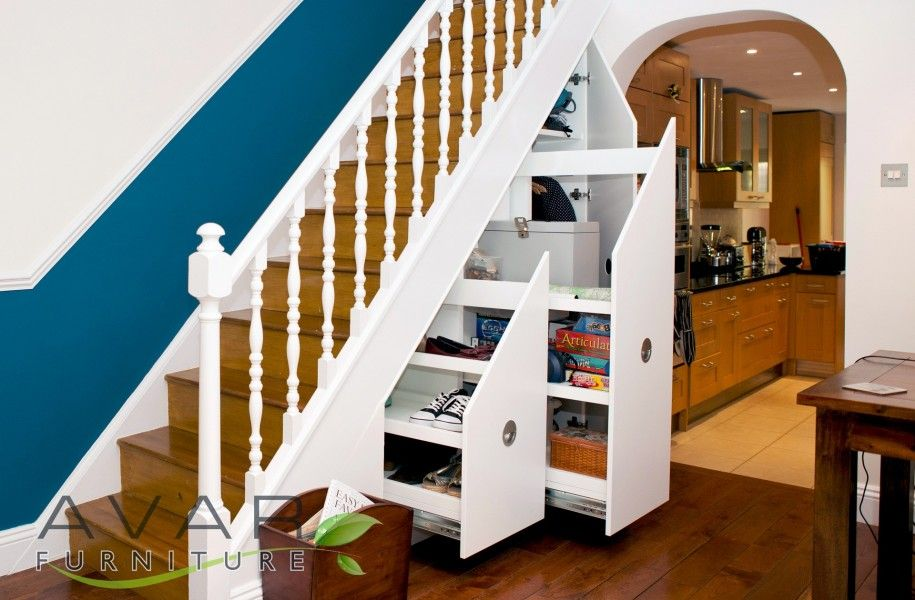 Fascinating Under Stair Storage Ideas For Your New Home