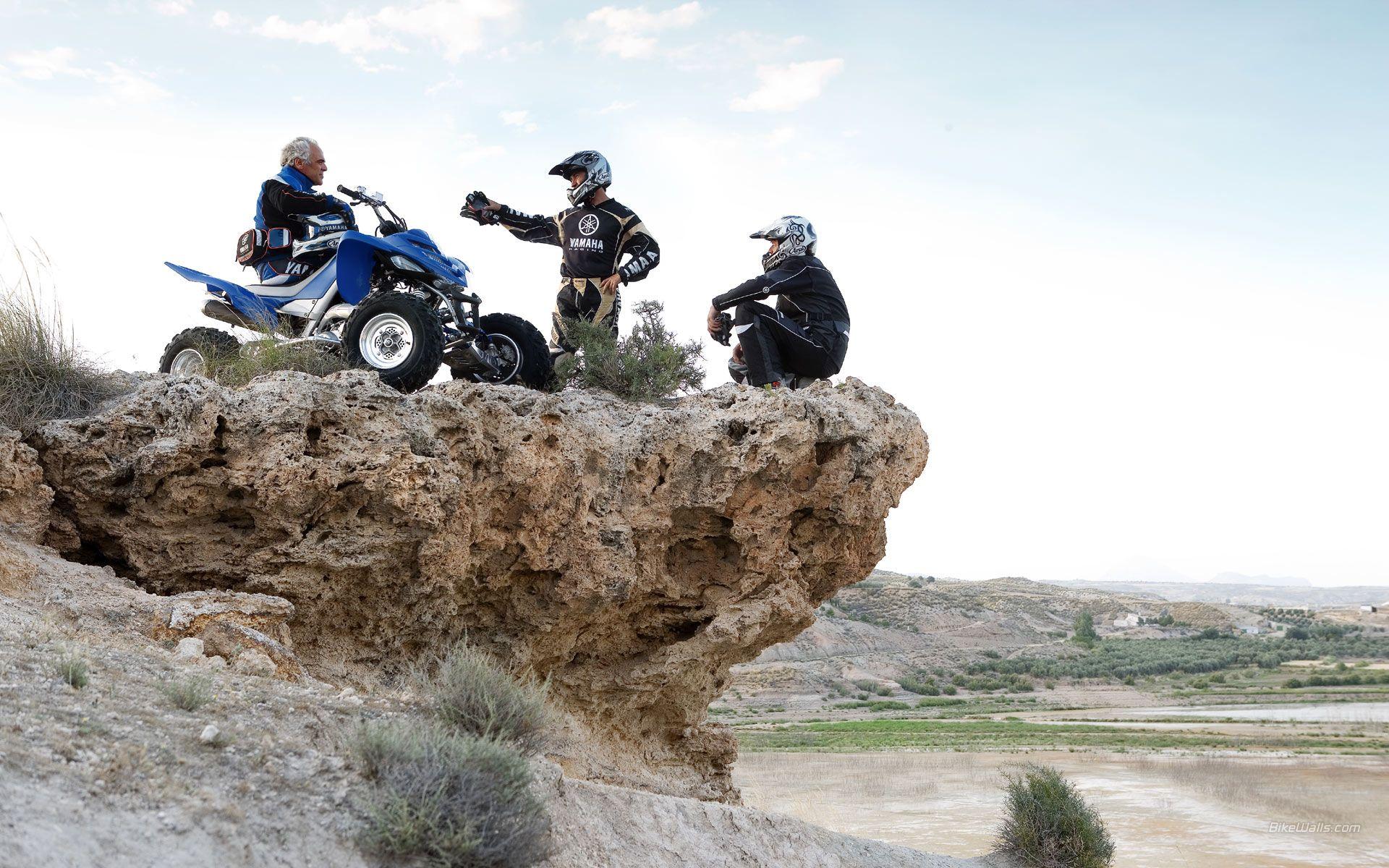 Yamaha raptor atv quad offroad motorbike bike dirtbike e wallpaper