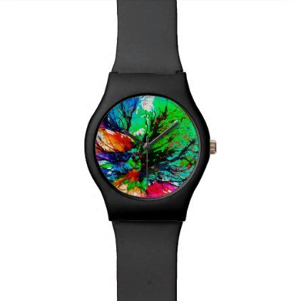 Montre femme Éclosion 10-H Watch