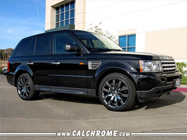 Contact Us Calchrome Wheel And Tire Located In Southern California Range Rover Supercharged Range Rover Sport Range Rover