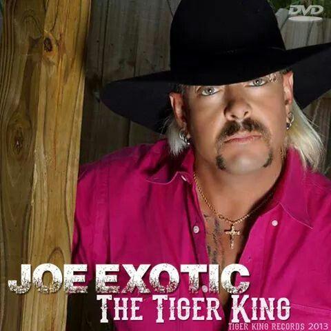 Joe Exotic Gifts Merchandise Redbubble