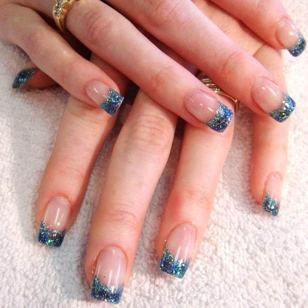 Simple nail design 15g 600600 pixels pretty nails simple nail designs prinsesfo Images
