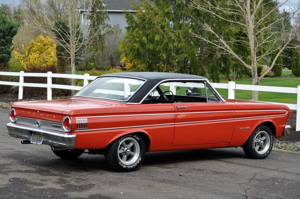 No Reserve 1964 Ford Falcon Sprint 4 Speed 1964 Ford Falcon