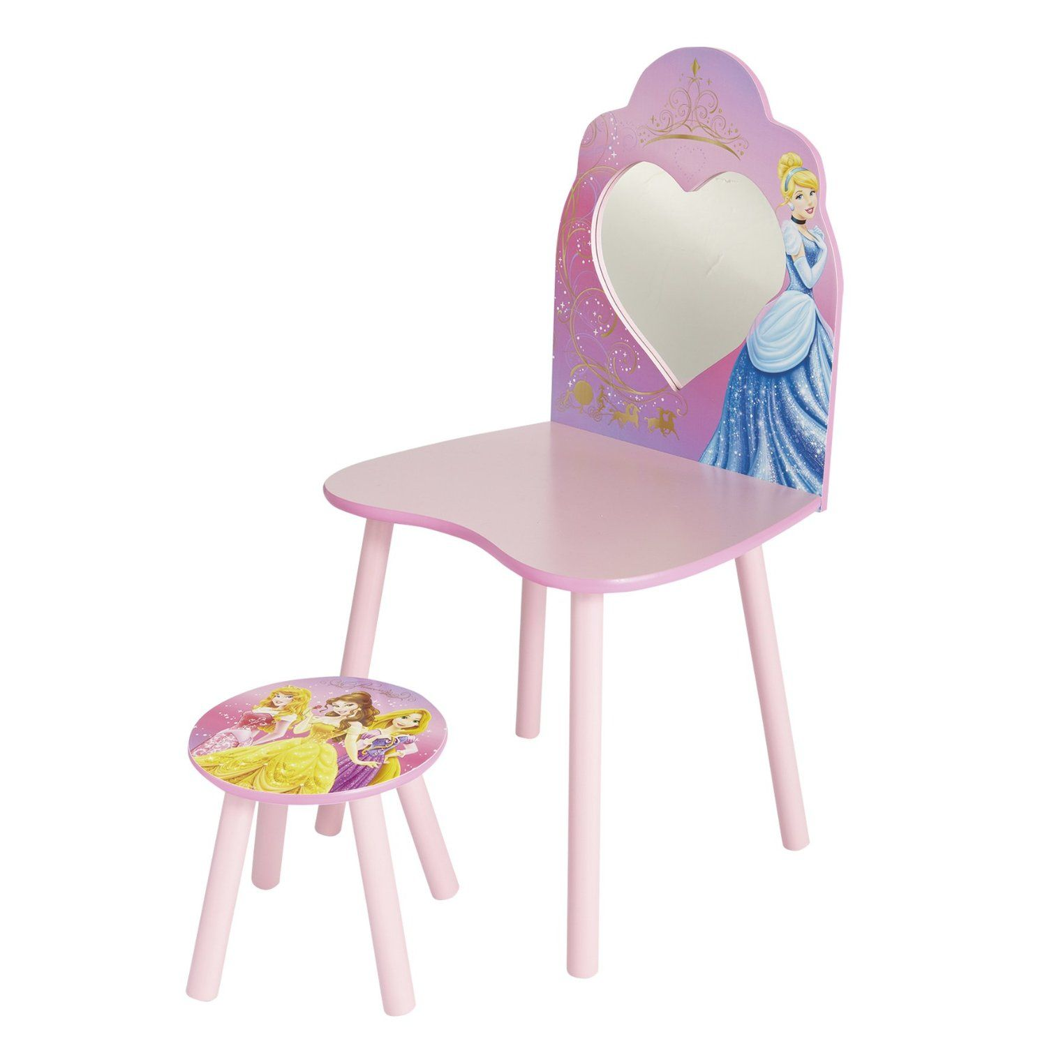Muebles de princesas disney latest image cinderella for Muebles de princesas