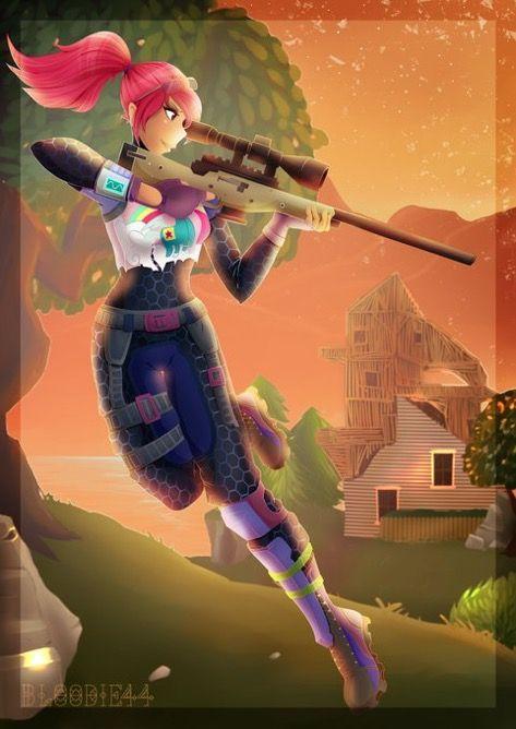 Hot Fortnite Character Fortnite Pinterest Spiele Fortnite