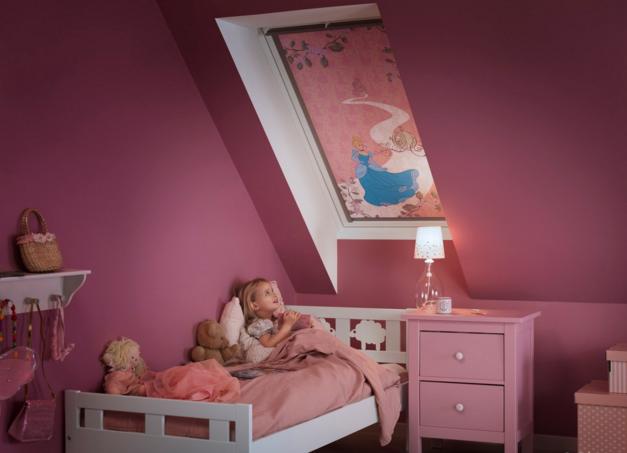 Velux Dachfenster Rollo Wunderschonen Oberlicht Design Auf