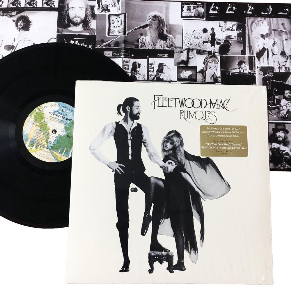 Fleetwood Mac Rumours In Shrink Lp Vinyl Record Album 180g 180 Gram Vinyl Records Lps Vinylrecord Fleetwood Mac Rumors Fleetwood Mac Vinyl Record Album