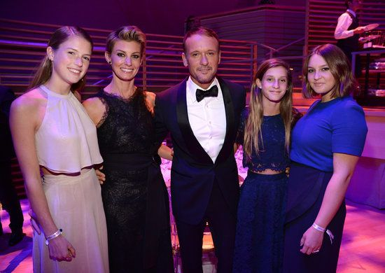 Tim McGraw and Faith Hill's Home Life Is Straight Out of a Country Song
