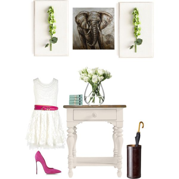 Untitled #66 by sabina88 on Polyvore featuring polyvore, interior, interiors, interior design, home, home decor, interior decorating, Lexington, Tommy Mitchell, LINLEY, LSA International, Copper Key, Casadei and Brooks Brothers