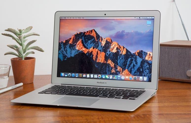 Apple Macbook Air 13 Mqd32 Spesifikasi Intel Core I7 2 2ghz Ram 8gb Hdd 128gb Ssd Vga Intel Hd 6000 Screen 13 3 Apple Macbook Macbook Air 13 Inch Macbook Air