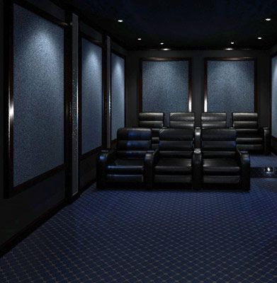 Popular Home Theater Designs